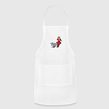 scooter driver - Adjustable Apron