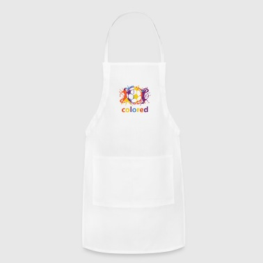 Color colored - Adjustable Apron