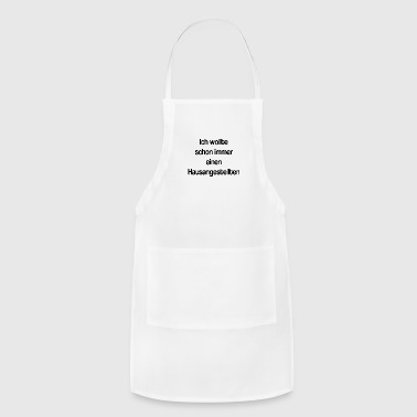 bachelor hen party hen party bride - Adjustable Apron