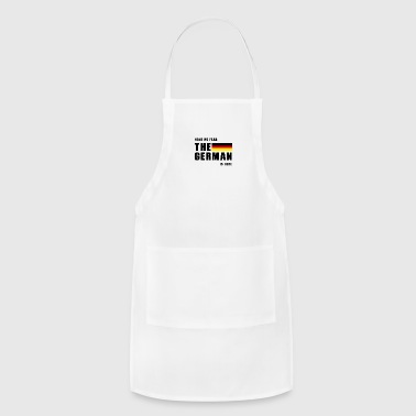 German The German - Adjustable Apron