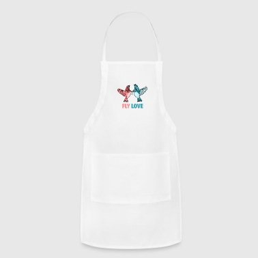 Couples, love, couple - Adjustable Apron