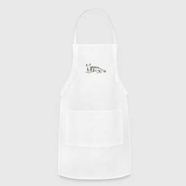Kitty Cat Cat kitty - Adjustable Apron
