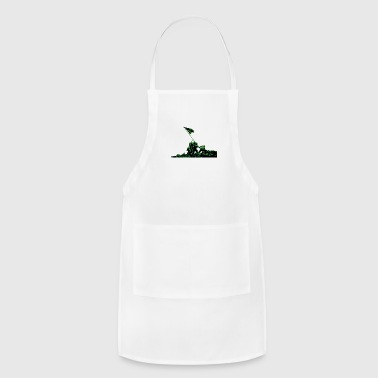 Military Veterans day - Adjustable Apron