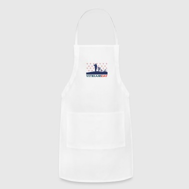 Military Great Day - Adjustable Apron
