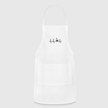 Book wein heartbeat - Adjustable Apron