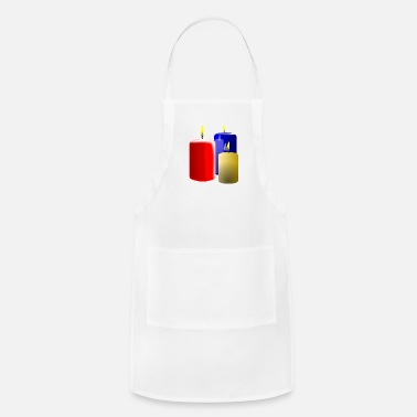 Candle candles - Adjustable Apron