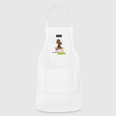 UPSIDEDOWN Mythology - Adjustable Apron