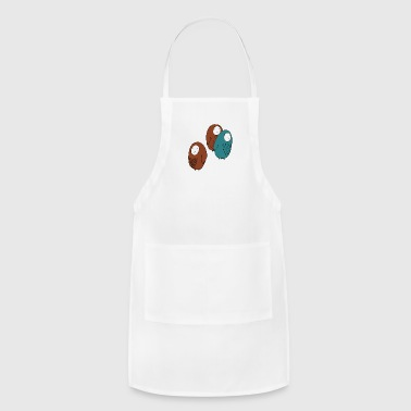 Where is south - Adjustable Apron