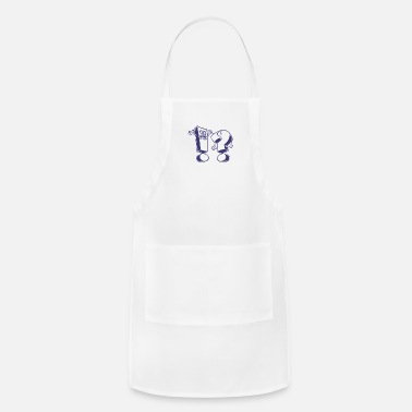 Expression Expressions - Adjustable Apron