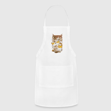 Minion Busted - Adjustable Apron