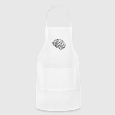 Serce Money Brain - Adjustable Apron