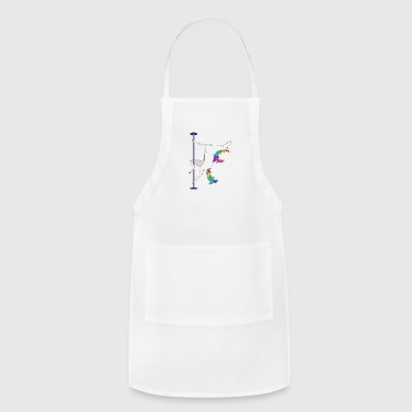 POLE DANCING UNICORN - Adjustable Apron