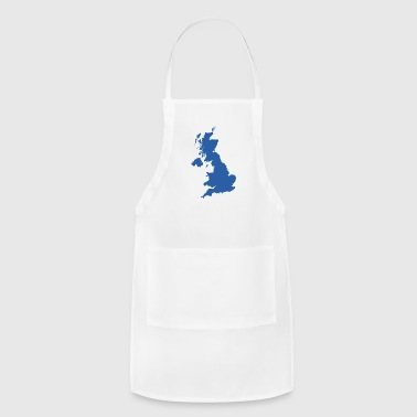 UK MAP - Adjustable Apron
