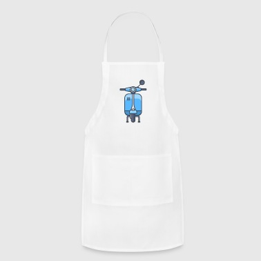Scooter scooter - Adjustable Apron