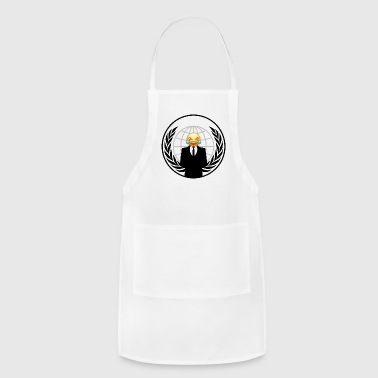 Emo Smiley Emo - Adjustable Apron