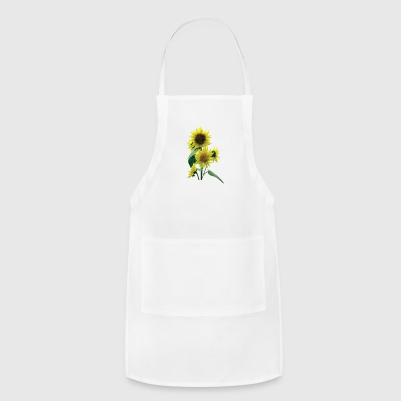 Group of Sunflowers - Adjustable Apron