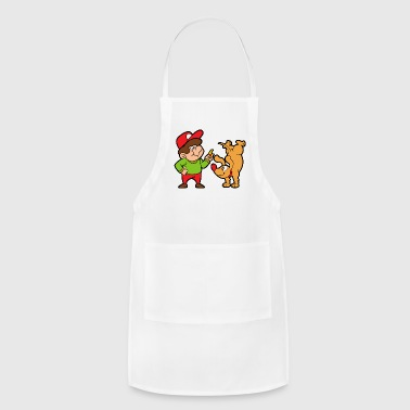 Dog Trainer Dog Trainer Pets Animals - Adjustable Apron