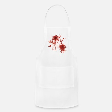 Blood blood - Adjustable Apron