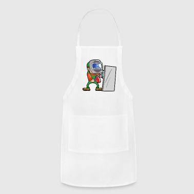 Welder Craftsman - Adjustable Apron