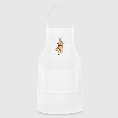 Sporty Cat - Adjustable Apron