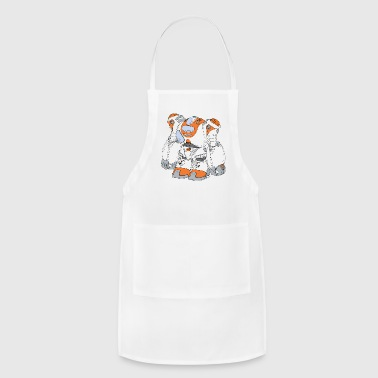 robots - Adjustable Apron
