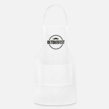Beer Festival Oktoberfest: Munich Beer Festival - Adjustable Apron