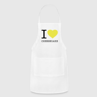 I LOVE CHEESECAKE - Adjustable Apron
