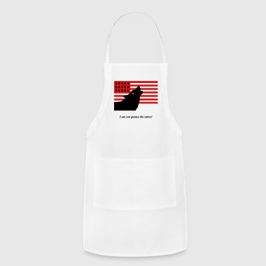 I`m not gonna die sober! The Wolf of Wallstreet - Adjustable Apron