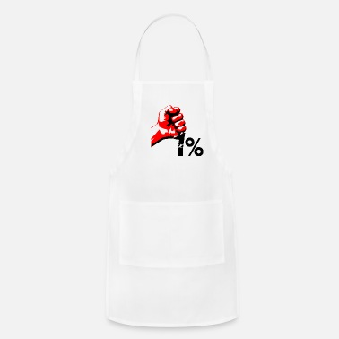 Occupy occupy - Apron