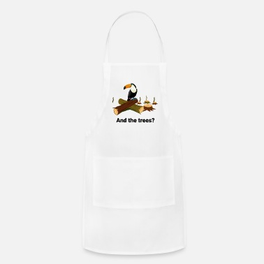 tucan without trees - Apron