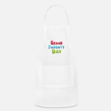 Grand Parents Grand Parents' Day - Apron