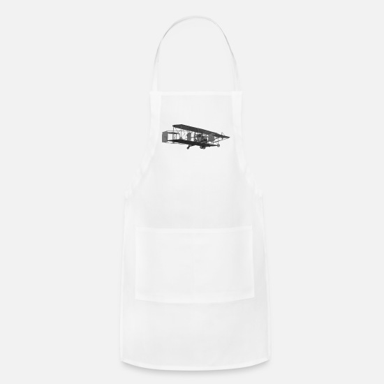 Army Aprons - Aviation in Britain Before the First World War RAE - Apron white