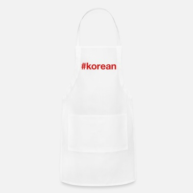 Korean KOREAN - Apron
