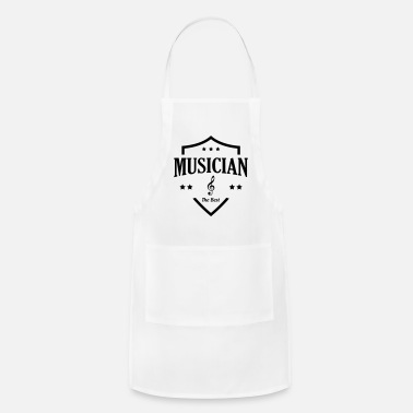 Heavy Metal The best Musician - Apron