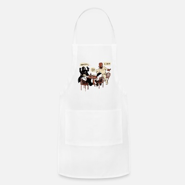 Poker Game Poker Game - Apron