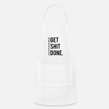 Weiglifting Motivation Fitness Workout Weiglifting Hustle - Apron