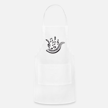 Country Music - Apron