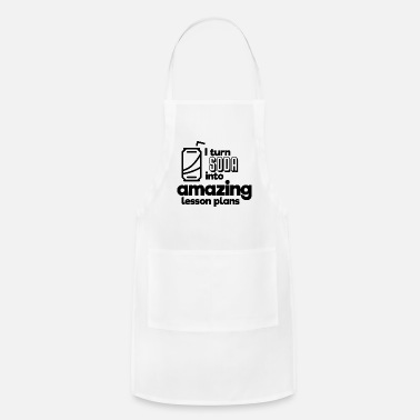 Childhood SODA IN TO AMAZING - Apron
