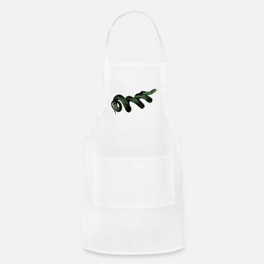 Coil Coiled Snake Colour - Apron