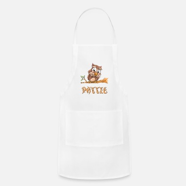 Patty Pattie Owl - Adjustable Apron