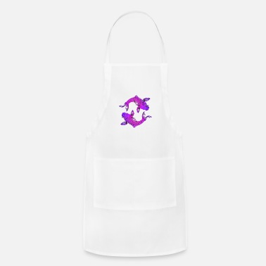 Carp Carp koi carp - Adjustable Apron