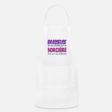Brewers Sorceress brewer - Adjustable Apron
