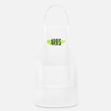 Sign Of Zodiac Aries Sign of zodiac - Apron