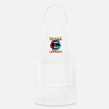 Hearing impaired - Apron