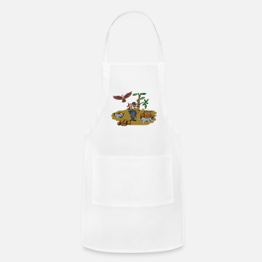 Mafia SAVE NATUR FANTASY BEAR TREE MAFIA KIDS - Adjustable Apron