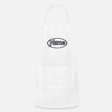 Birth Name NAME - Apron