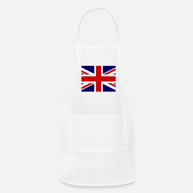 United Kingdom Of Great Britain Flag Of The Countr United Kingdom of Great Britain Flag - Apron