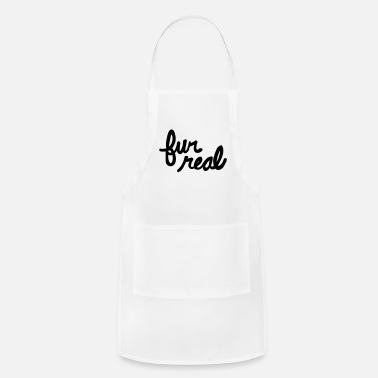 Fur fur real - Apron