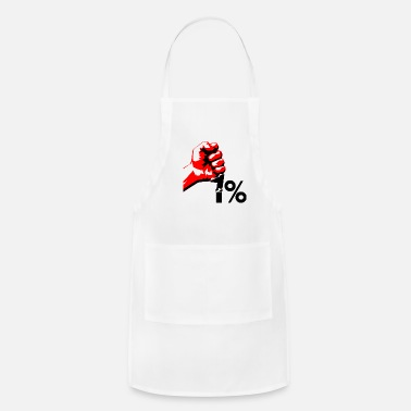 Occupy occupy - Adjustable Apron
