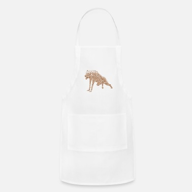 Aggressive Aggressive Wolf - Adjustable Apron
